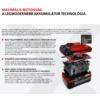 Einhell PXC-Twinpack 4,0Ah 2 db akkumulátor