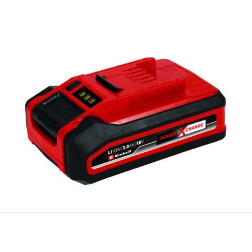 Einhell 18V 3,0 Ah Power-X-Change Plus akkumulátor